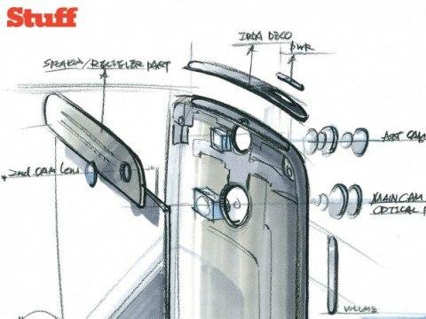разработка HTC One (M8)